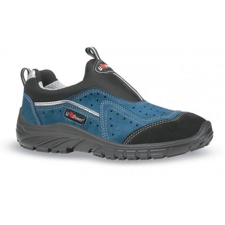 Chaussures de sécurité basses sans lacet MISTRAL de U.POWER