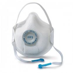 Masques anti-poussière jetables FFP3 NR D 2405 de MOLDEX