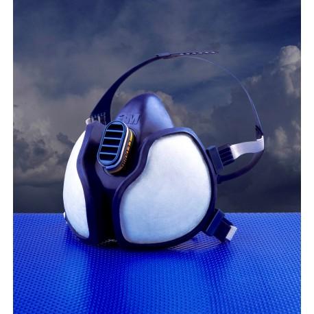 Demi-masque FFA2P3R D de 3M