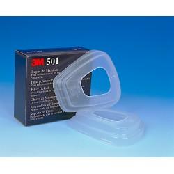 Bague de maintien 3M501 pour combiner les filtres poussière - gaz