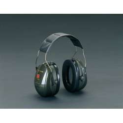 Casque antibruit Optime II de Peltor 3M