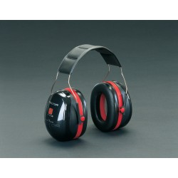 Casque antibruit Optime III de Peltor 3M