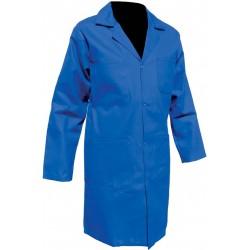 BLOUSE HOMME DROITE A PRESSIONS 100% COTON BUGATTI 240 GR/M² SANFOR