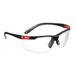 LUNETTES DE PROTECTION MONTURE ET OCULAIRE POLYCARBONATE MONTURE DESIGN THUNDERLUX 62580 DE LUX OPTICAL