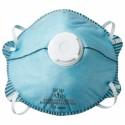 Masque antipoussière FFP2 NR D SL VO-GA 23246 de SUP AIR