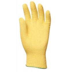 Lot de 10 paires de gants fins en KEVLAR® anti coupures, antichaleur 4605 de EUROTECHNIQUE