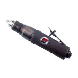 Perceuse pneumatique droite basse vitesse carter isolé et mandrin à clé Cedrey UT8741A