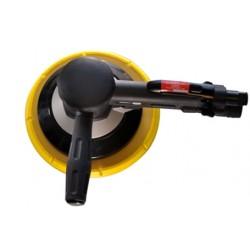 Surfaceur roto-orbital pneumatique pour centrale aspirante excentration 5 mm Cedrey UT8706