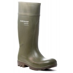 BOTTES DE SECURITE EN PU ISOTHERME PUROFORT SAFETY S5 SRA CI DE DUNLOP