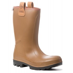 BOTTES DE SECURITE S5 CI EN PU ISOTHERME RIGAIR SAFETY DE DUNLOP