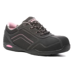 CHAUSSURES DE SECURITE FEMME BASSES S3 SRA HRO RUBIS LOW DE COVERGUARD