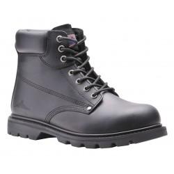 Chaussure de sécurité montante, Brodequin Steelite cousu Goodyear SBP HRO