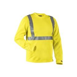 T-Shirt manches longues haute visibilité col V anti-UV anti-odeur BLAKLADER 33831011