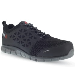 CHAUSSURES DE SECURITE REEBOK TYPE BASKET BASSES S1P ULTRA LEGERES