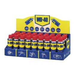 BOX DE DEGRIPPANTS WD40
