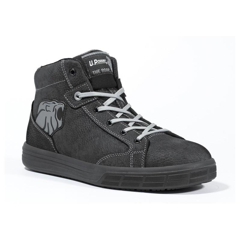 Chaussures de s curit hautes lion s3 de u power type - Chaussure de securite montante ...