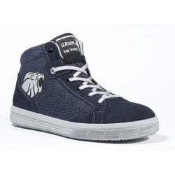 Chaussures de sécurité hautes type basket de sécurité CARAVAN S1P de U.POWER