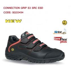 Chaussures de sécurité basses CONNECTION de U.POWER