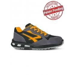Chaussure Upower REDLION de sécurité basse S1p Légère et confortable Yellow RL20386