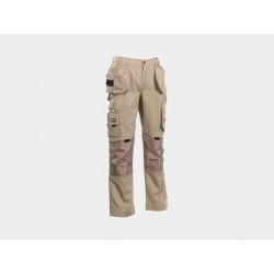 Pantalon artisan multi poche HEROCK DAGAN déperlant.