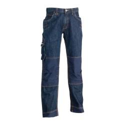 Pantalon de travail jeans multi poches HEROCK