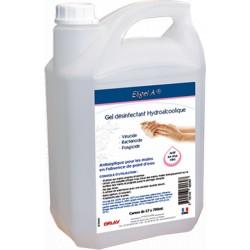 Gel hydroalcoolique fabriqué en France virucide