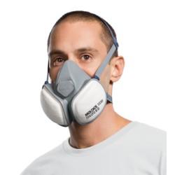 Demi-masque FFABEK1P3 R D de MOLDEX
