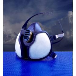 Demi masque FFABEK1P3 R D de 3M