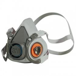 Demi masque série 6000 de 3M