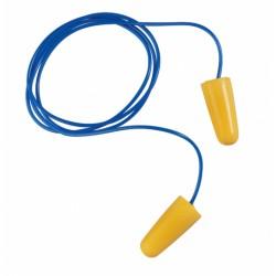 Bouchons d'oreilles jetables BIP avec cordelette de EARLINE