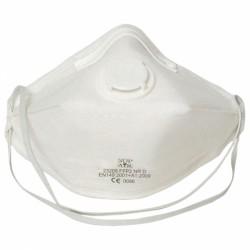 Masque antipoussière FFP2 NR D SL pliable, soupape 23205 de SUP AIR