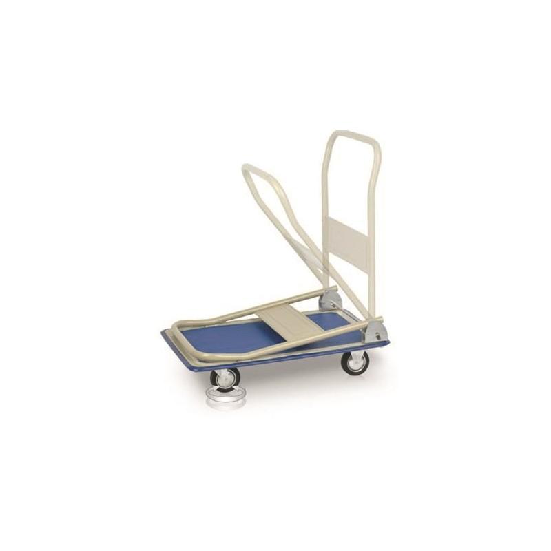chariot manutention pliable awesome chariot diable brico depot avec chariot de jardin roues. Black Bedroom Furniture Sets. Home Design Ideas