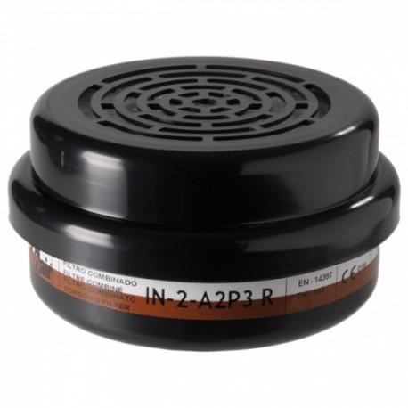 Filtre A2P3 pour demi masque 22201 et masque complet 20601 de SUP AIR