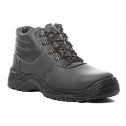 Chaussures de sécurité hautes S3 SRC de la pointure 34 au 49 AGATE HIGH de COVERGUARD