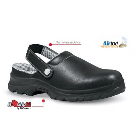 Chaussures De Cuisine Sabot De Securite Super Upower Uw60061