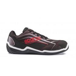 Chaussures de sécurité SPARCO basses S1P SRC gamme TOURING 07514.NRVD