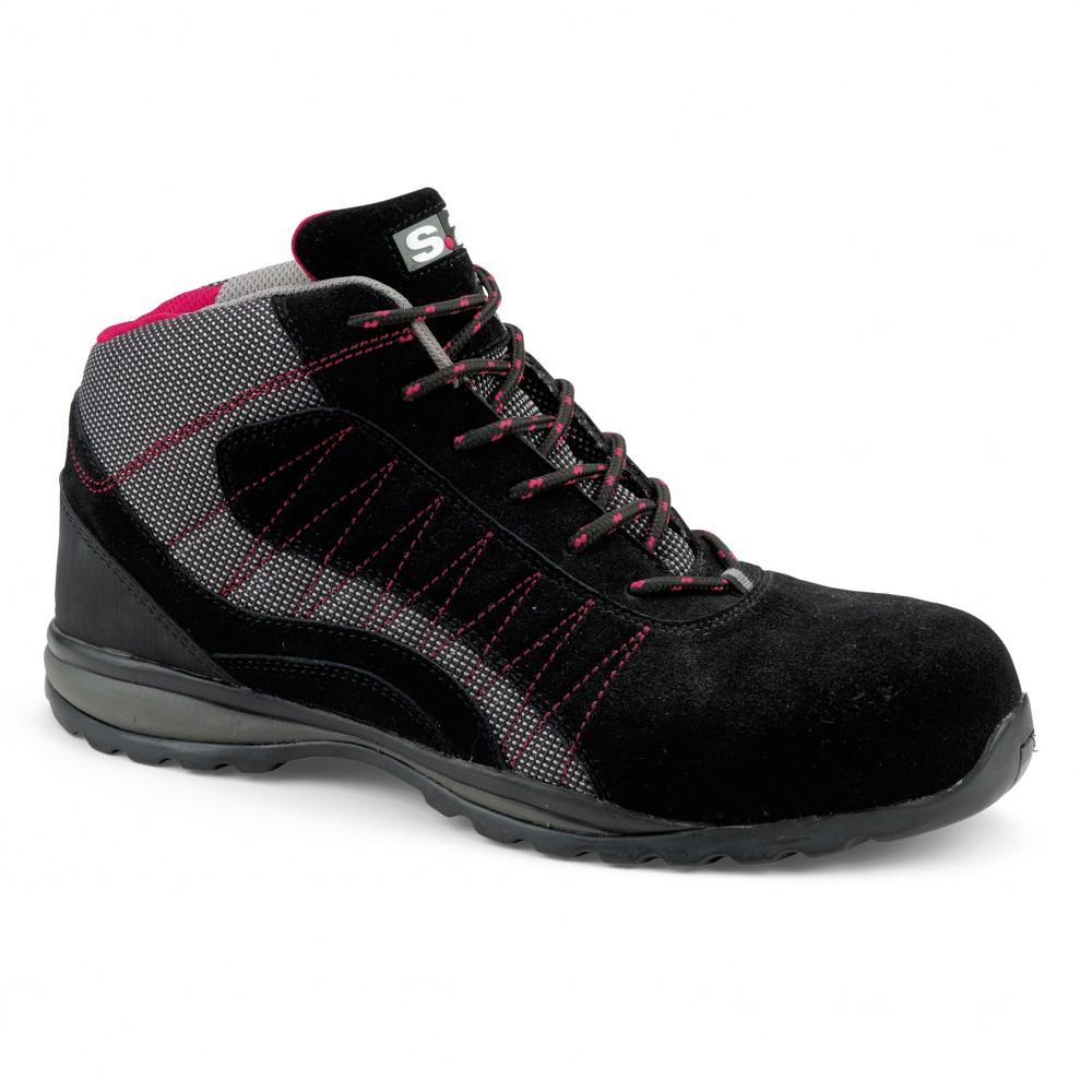 Chaussures Sécurité Coquée Chaussure Travail De Basket Homme 4Sc3jq5ARL