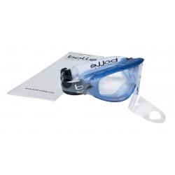 Set de 5 films protecteurs pour lunettes masque ATOM de Bollé safety